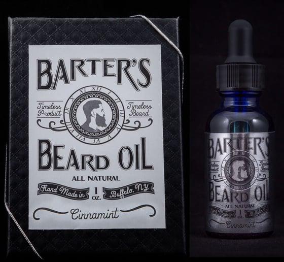 "Image of Barter's Beard Oil - ""Cinnamint"""