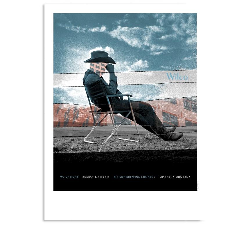 Image of Wilco - Big Sky Brewing Company, Missoula, Montana