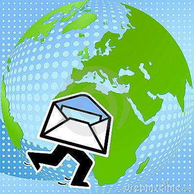 Image of EXPRESS Airmail Option