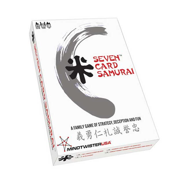 Image of SEVEN CARD SAMURAI