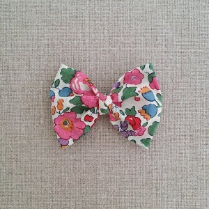 Image of Barrette Papillon Liberty n°1 Petite