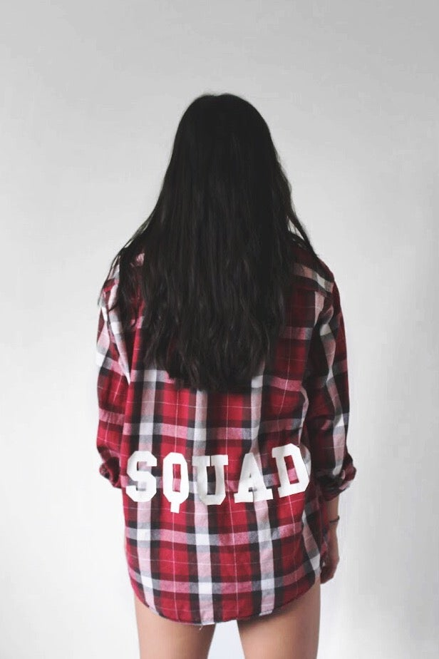 Image of SQUAD Vintage Flannel