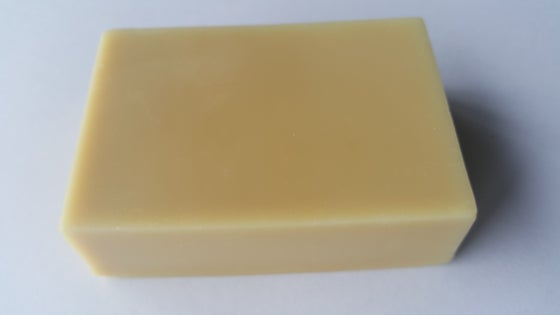 Image of Pure Goat Milk Soap - Block x6