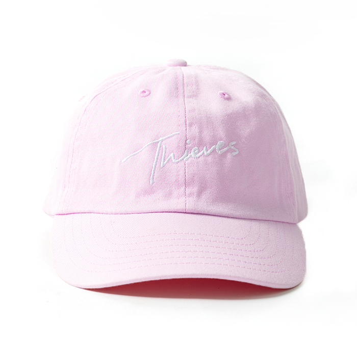 Image of PINK POLO CAP