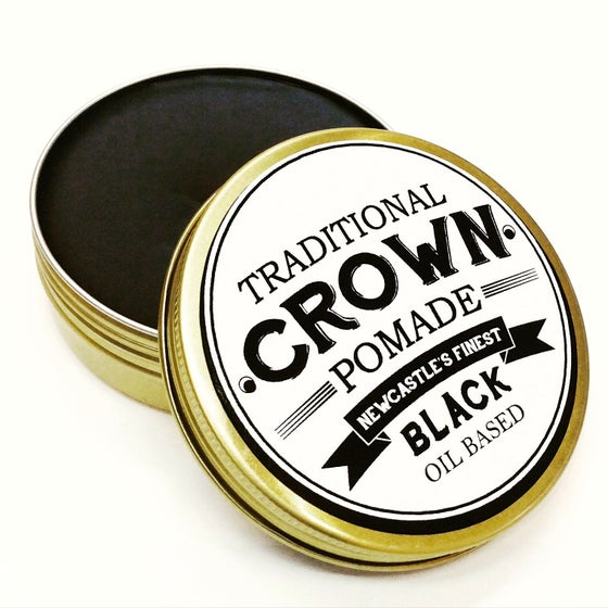 Image of Crown Pomade BLACK