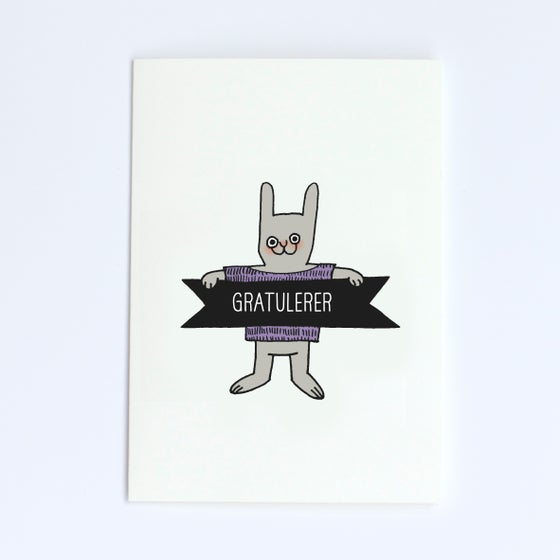 Image of Rabbit Card