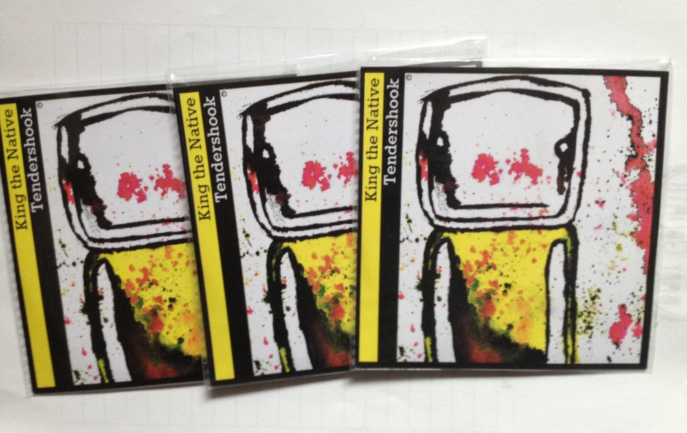 Image of Tendershook E.P Limited Edition CD