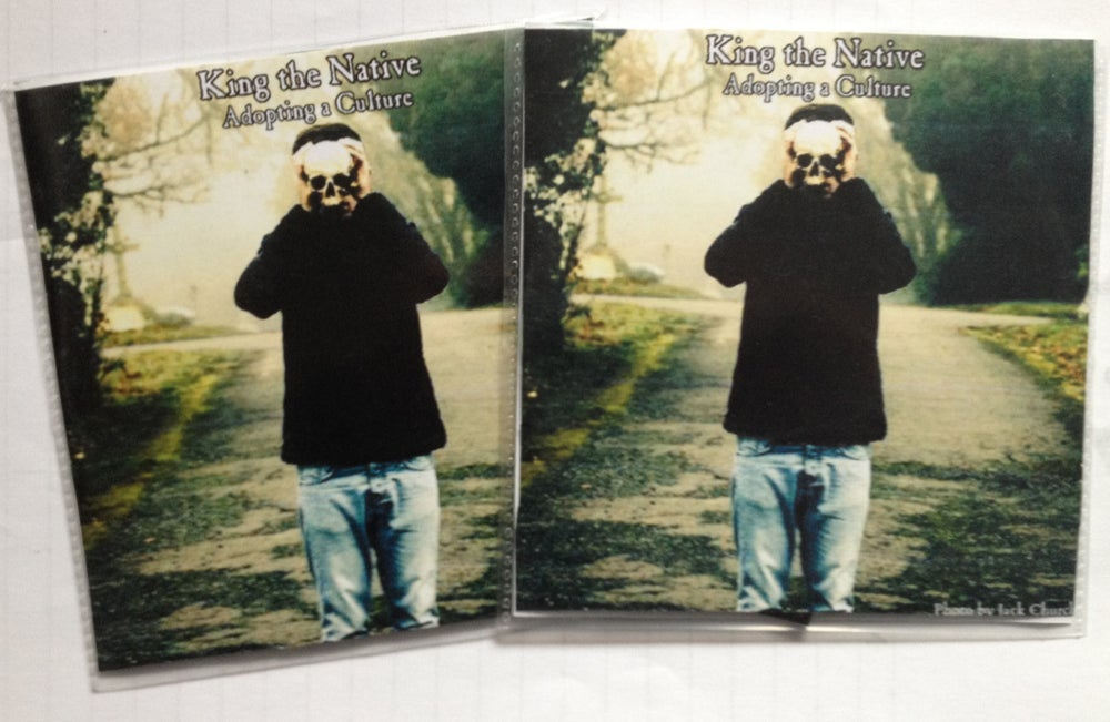 Image of Adopting a Culture E.P Limited Edition CD
