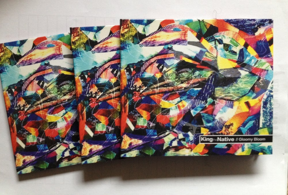 Image of Gloomy Bloom E.P Limited Edition CD