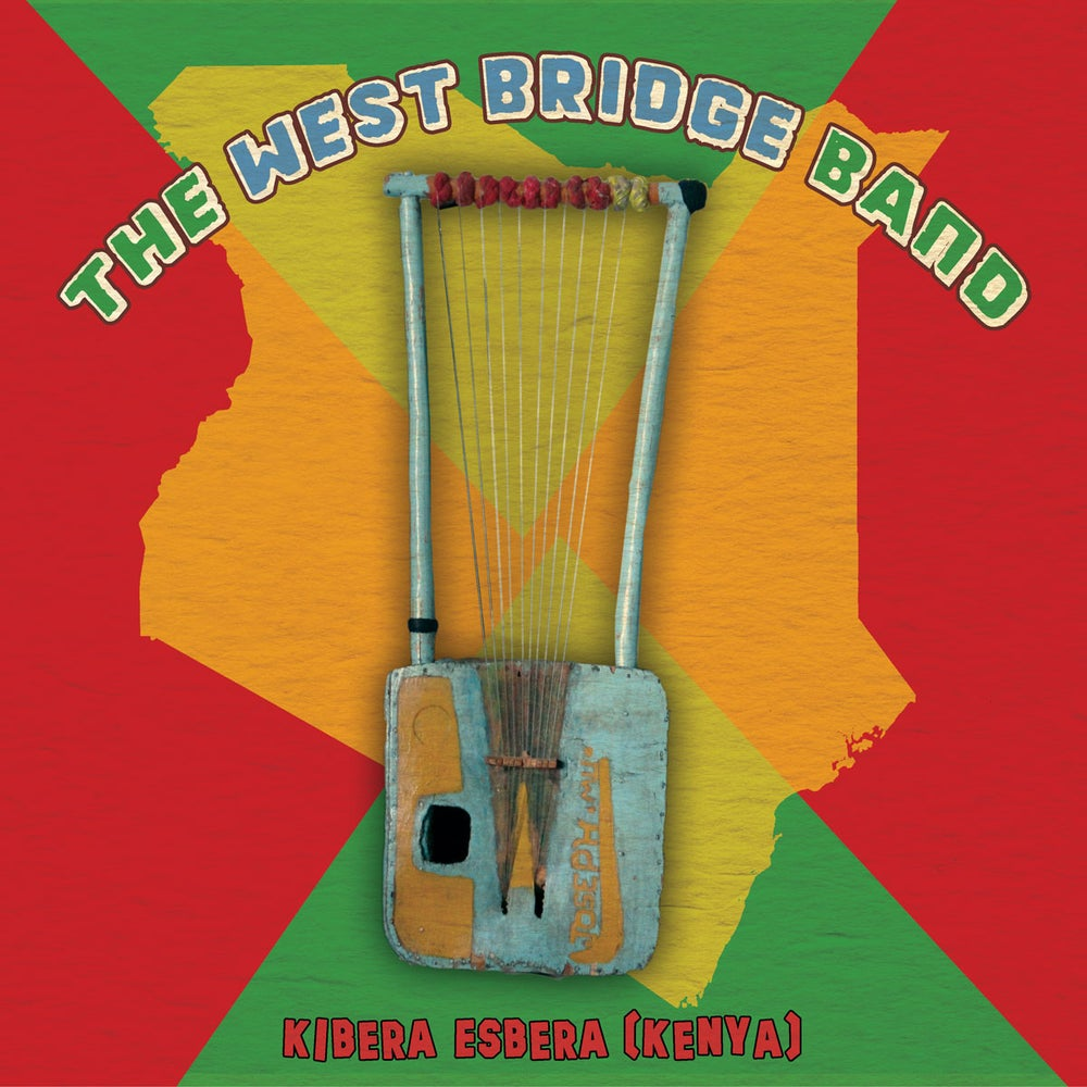 Image of The West Bridge Band - Kibera Esbera (Kenya) LP (ECR713)