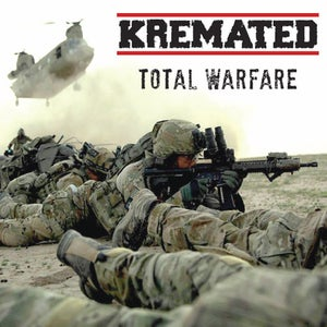 Image of Total Warfare 6 track CD