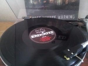 Image of Three Minute Warning VINYL ALBUM (ltd numbered)