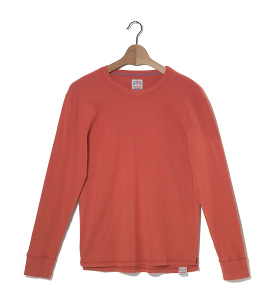 Image of Crew Neck 1/1 Red