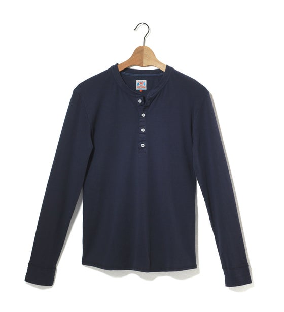 Image of Henley 1/1 Navy