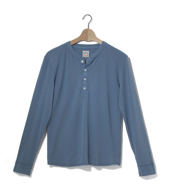 Image of Henley 1/1 Blue