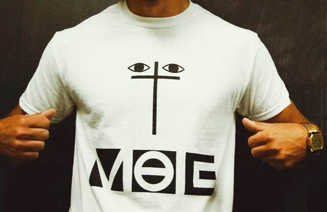 Image of VOE: Cross Eyed Shirt