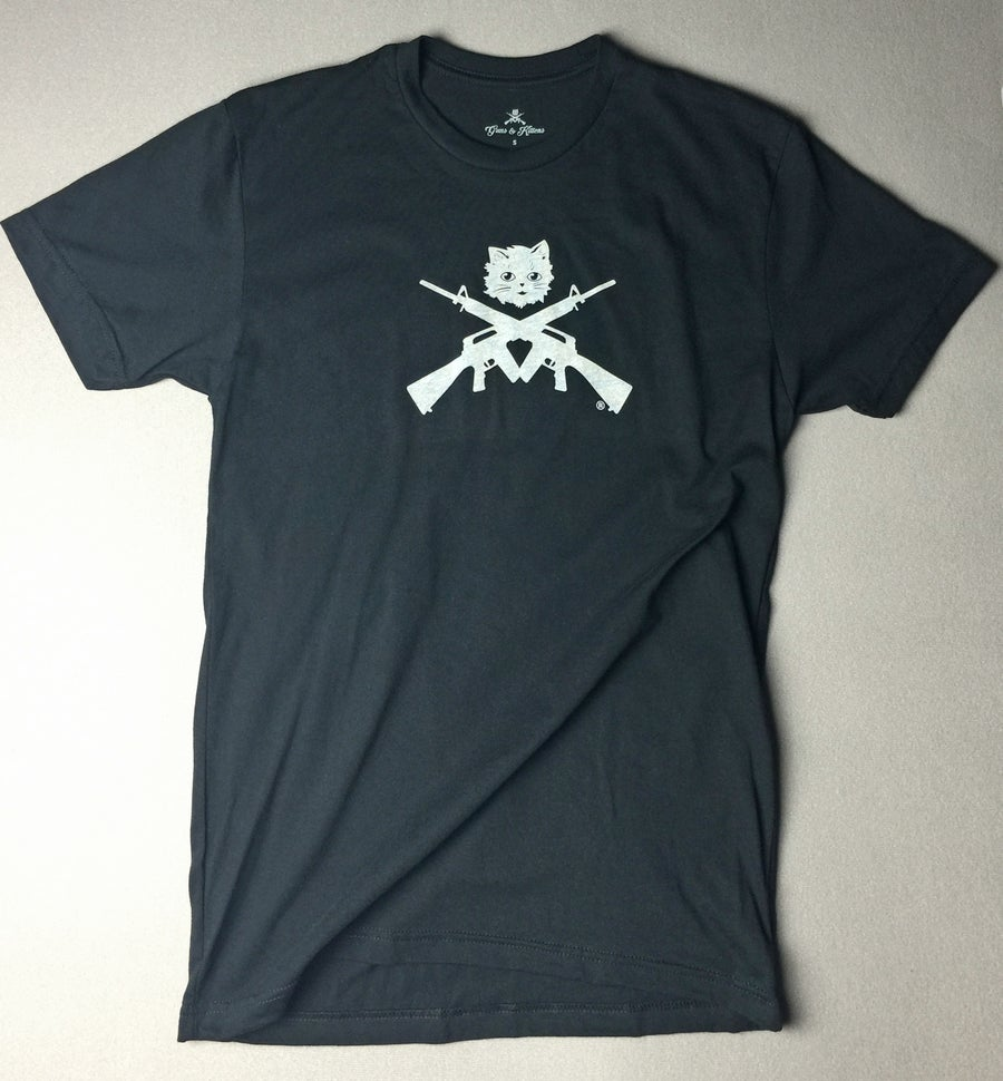 "Image of MEN'S G&K ""BLACK"" TEE"