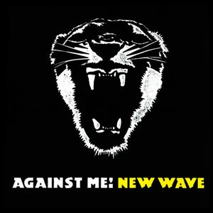 Image of Against Me! - New Wave LP