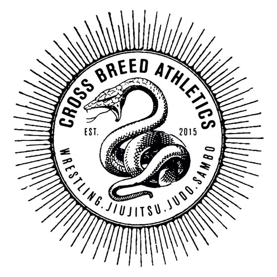 Image of Cross Breed Athletics Co. Sticker