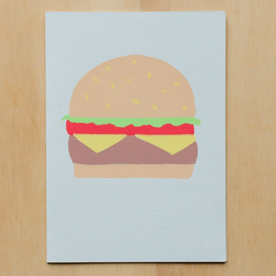 Image of Cheeseburger