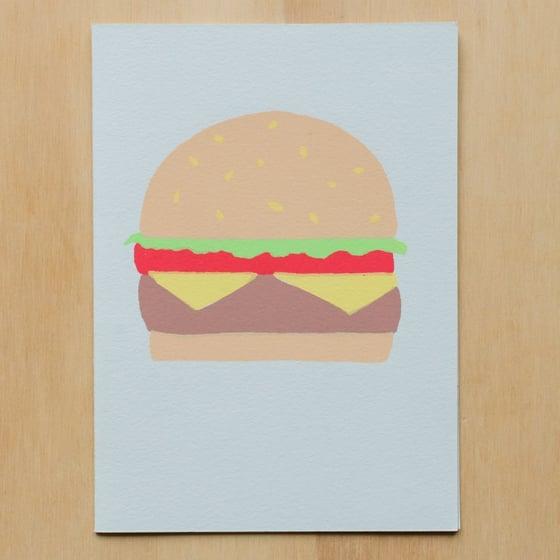 Image of Cheeseburger
