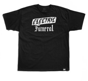 "Image of ""Electric Funeral"" Tee, (P1B-T0155)"