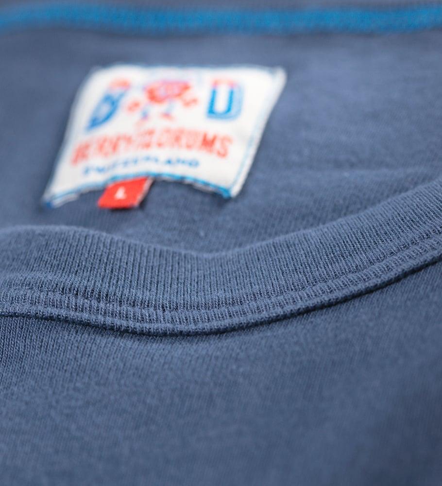 Image of Crew Neck 1/1 Blue