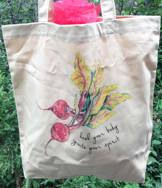 Image of Organic Shopping Bag