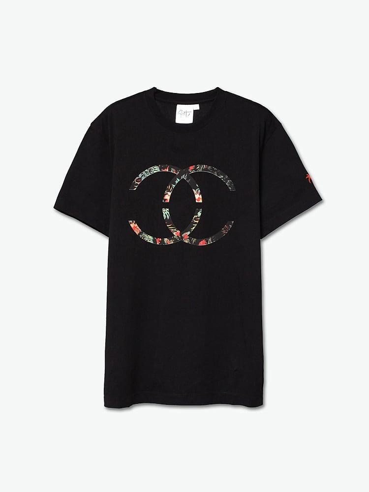 Image of CLOT (Clottee) - Double C Hawaii (Black)