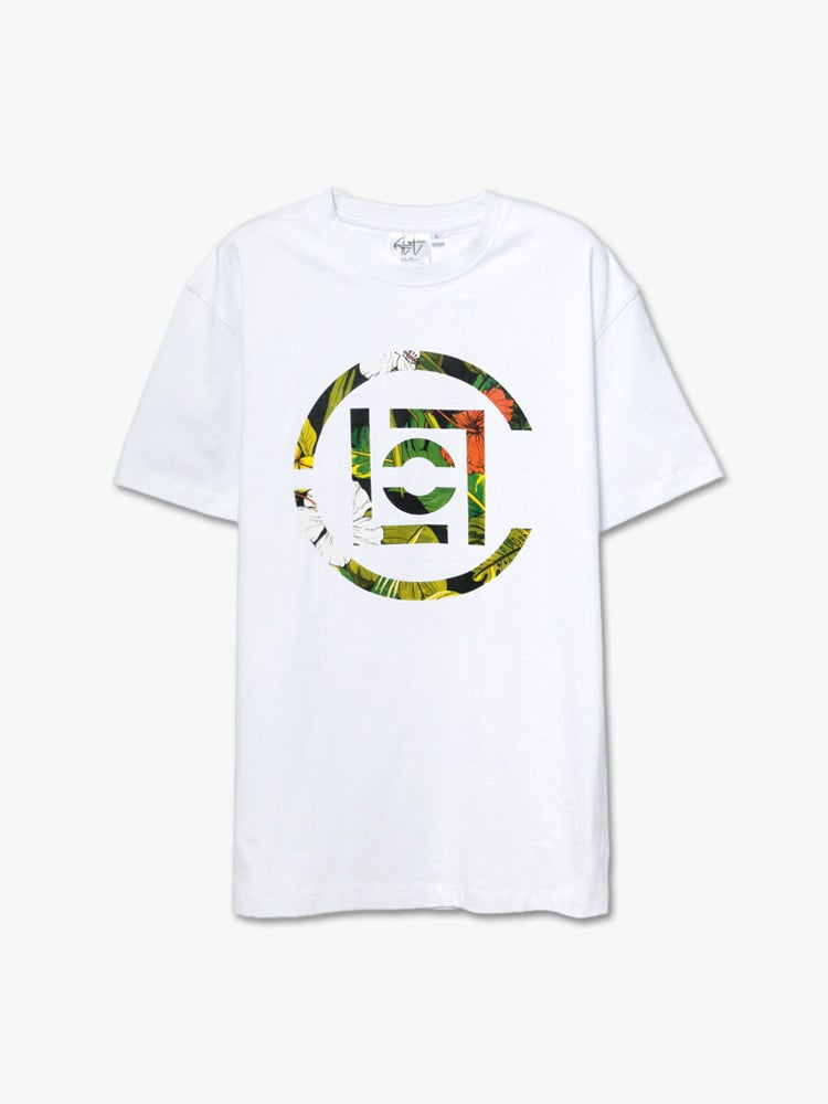 Image of CLOT (Clottee) - CLOT Hawaii Logo (White)
