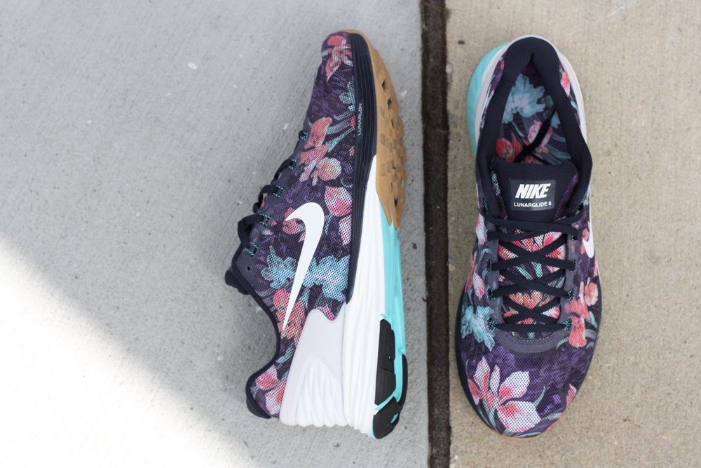 """Image of NIKE LUNARGLIDE 6 """"PHOTOSYNTHESIS"""""""