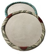 "Image of 11"" Round Bead Pad"