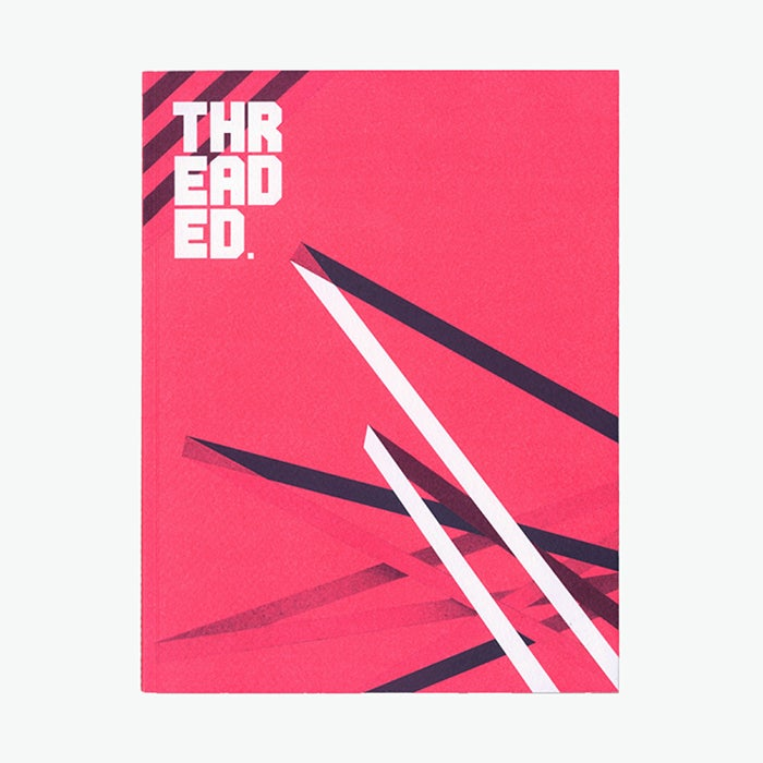 Image of Threaded Ed.13 'The Lucky-For-Some Issue'