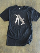 Image 1 of The Knife Tee