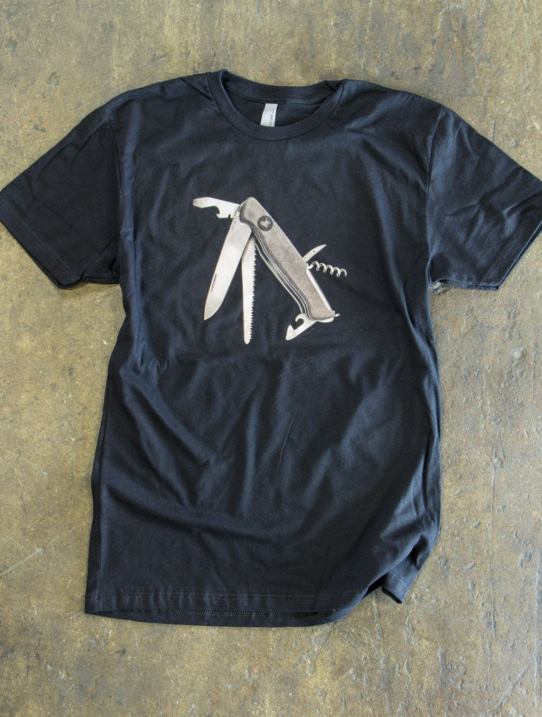 Image of The Knife Tee