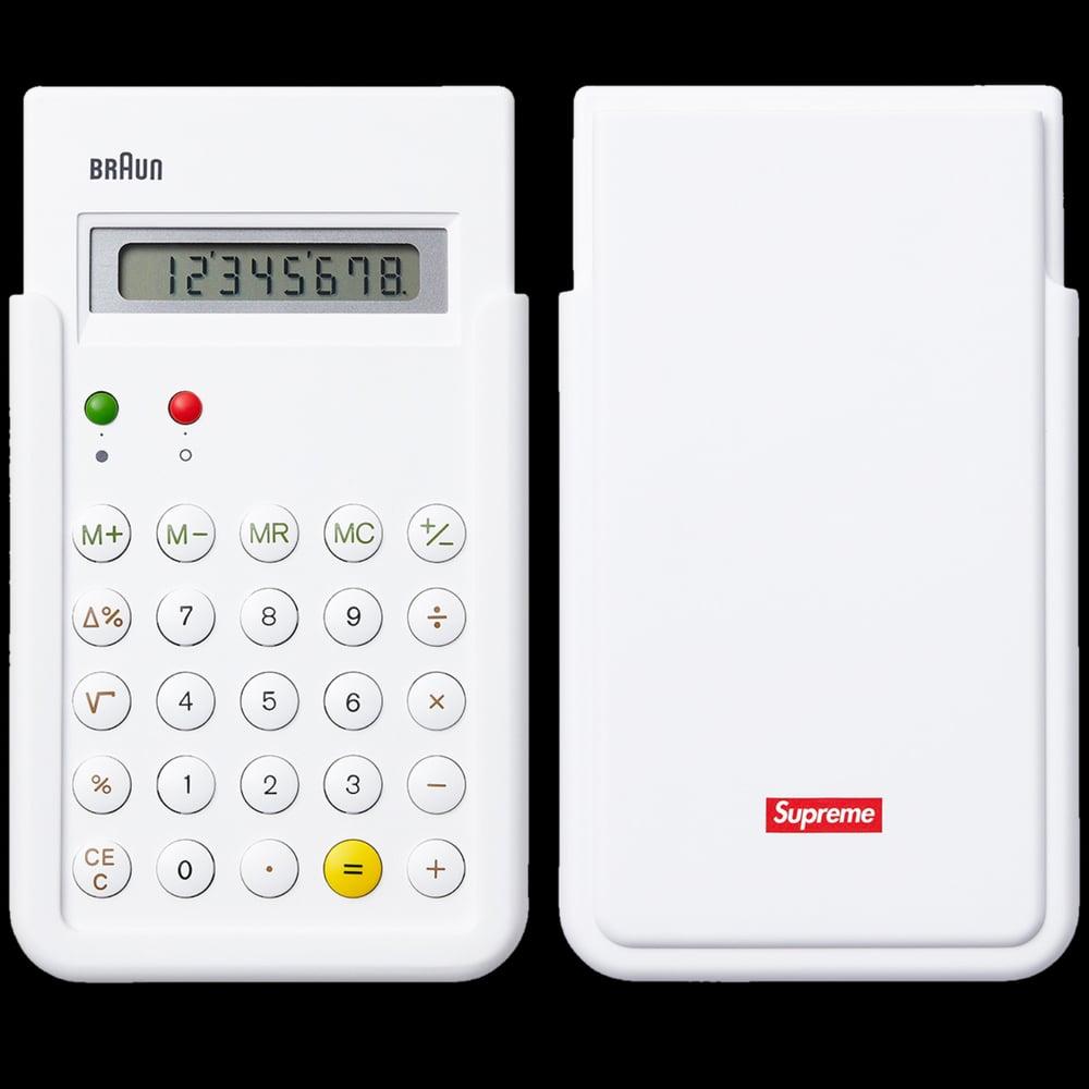 Image of 2015 Braun ET66 Calculator & Sandtimer