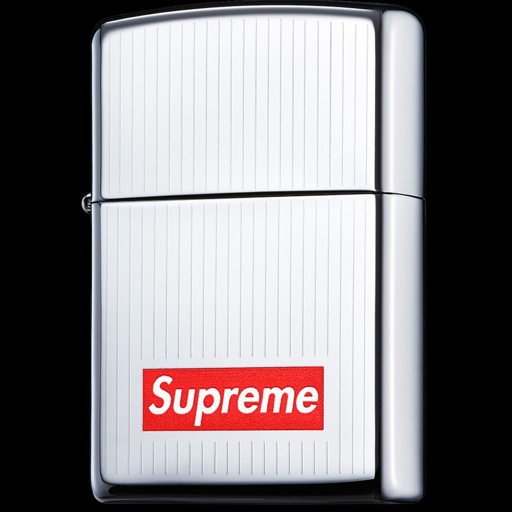 Image of 2015 Zippo Lighter (Striped)