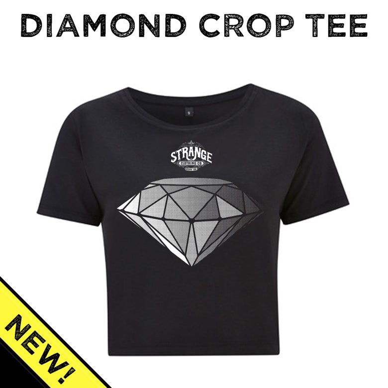 Image of Diamond Crop Top