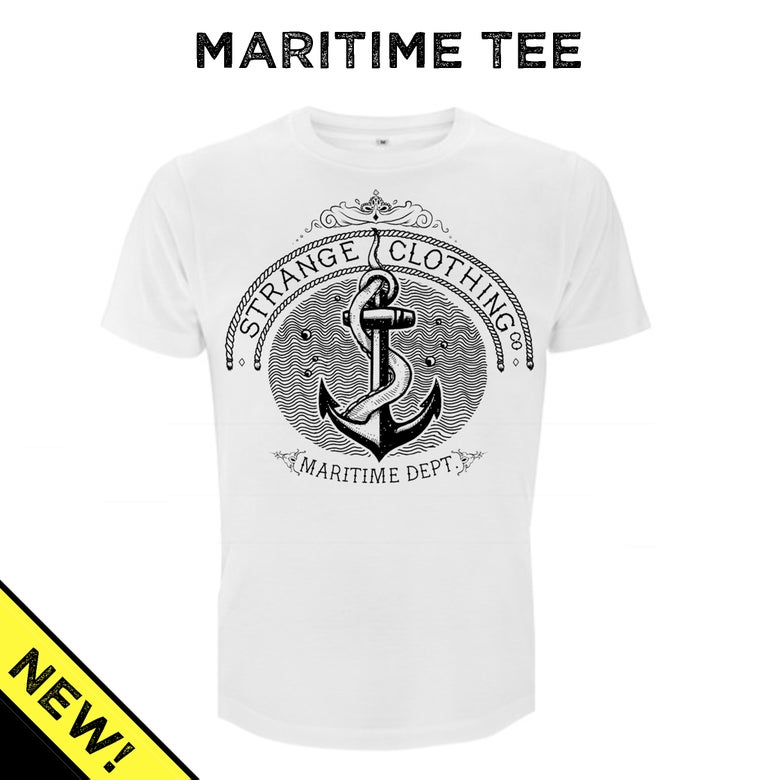 Image of Strange Maritime Tee
