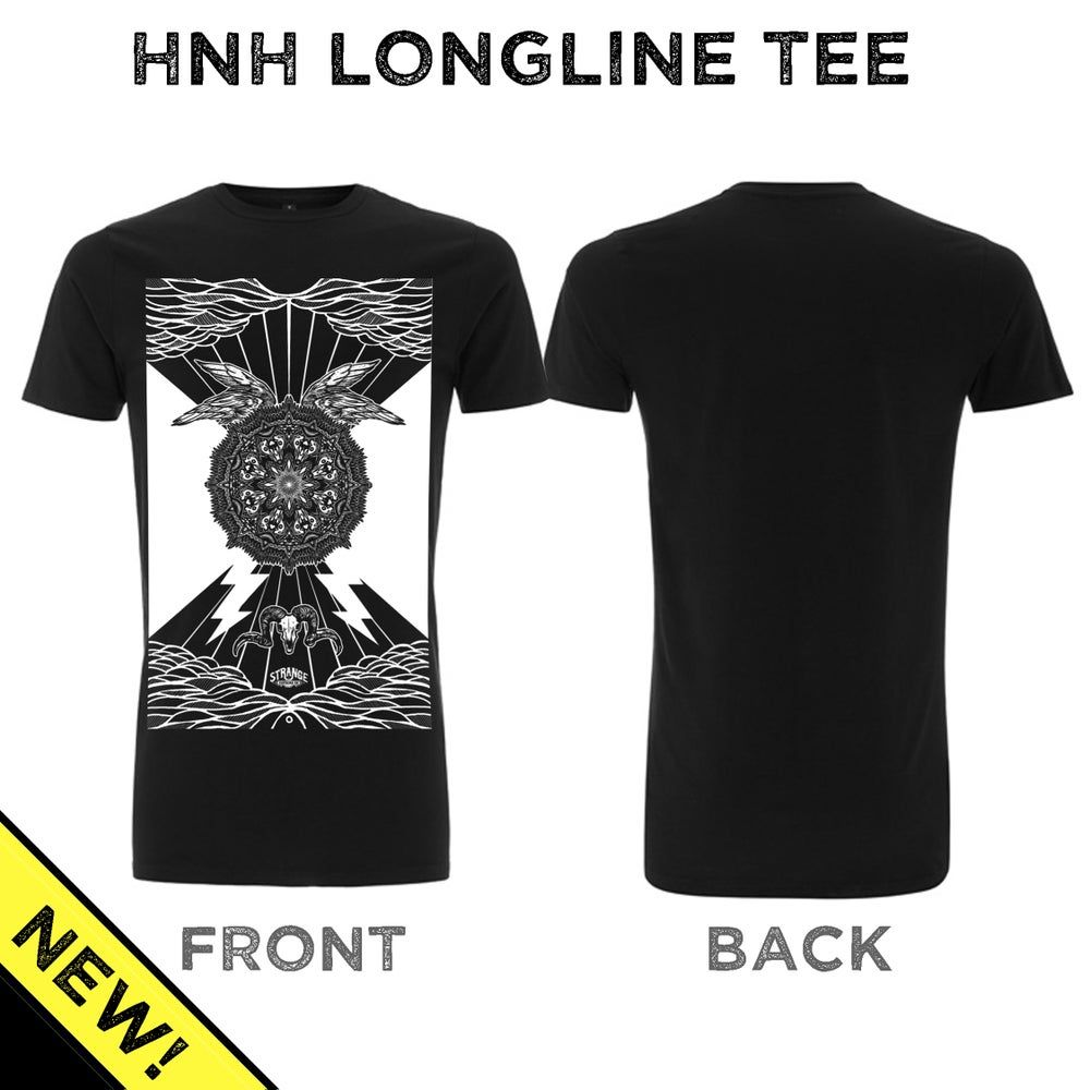 Image of Strange HNH Longline Tee