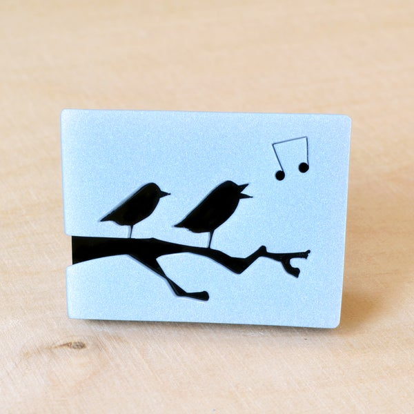Image of Songbird brooch
