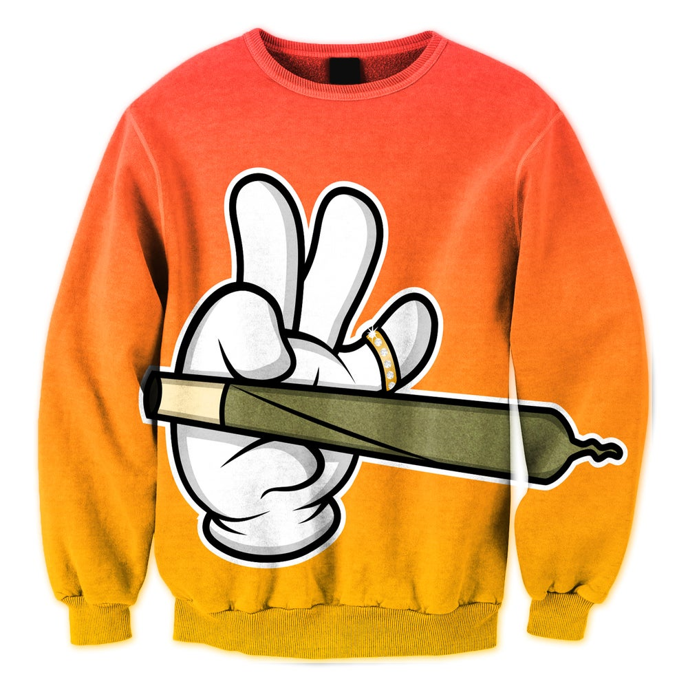 Image of Pearled & Finessed Crewneck