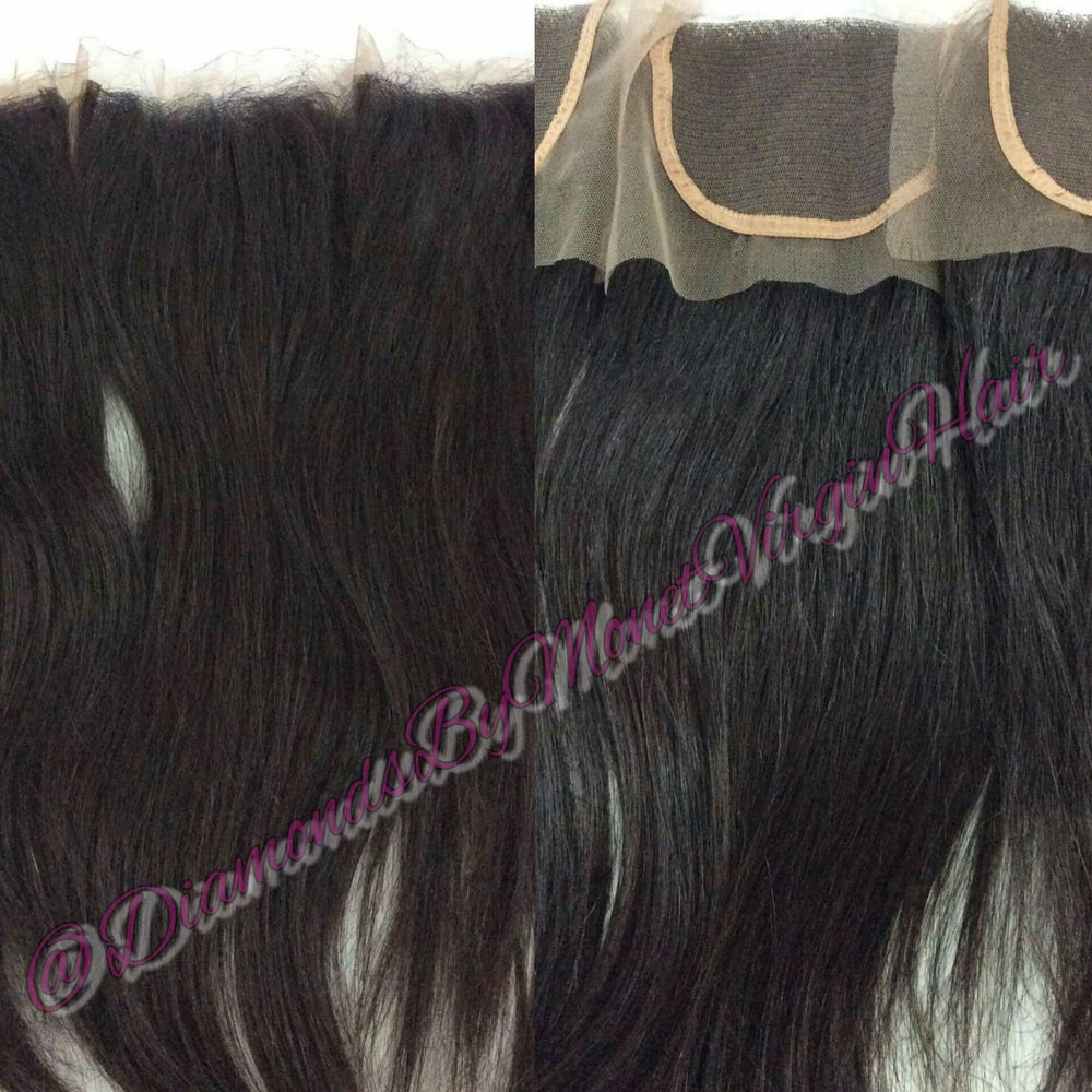 Image of Raw Indian Lace Closures
