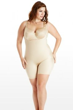 Image of Half Body Shaper Plus Size