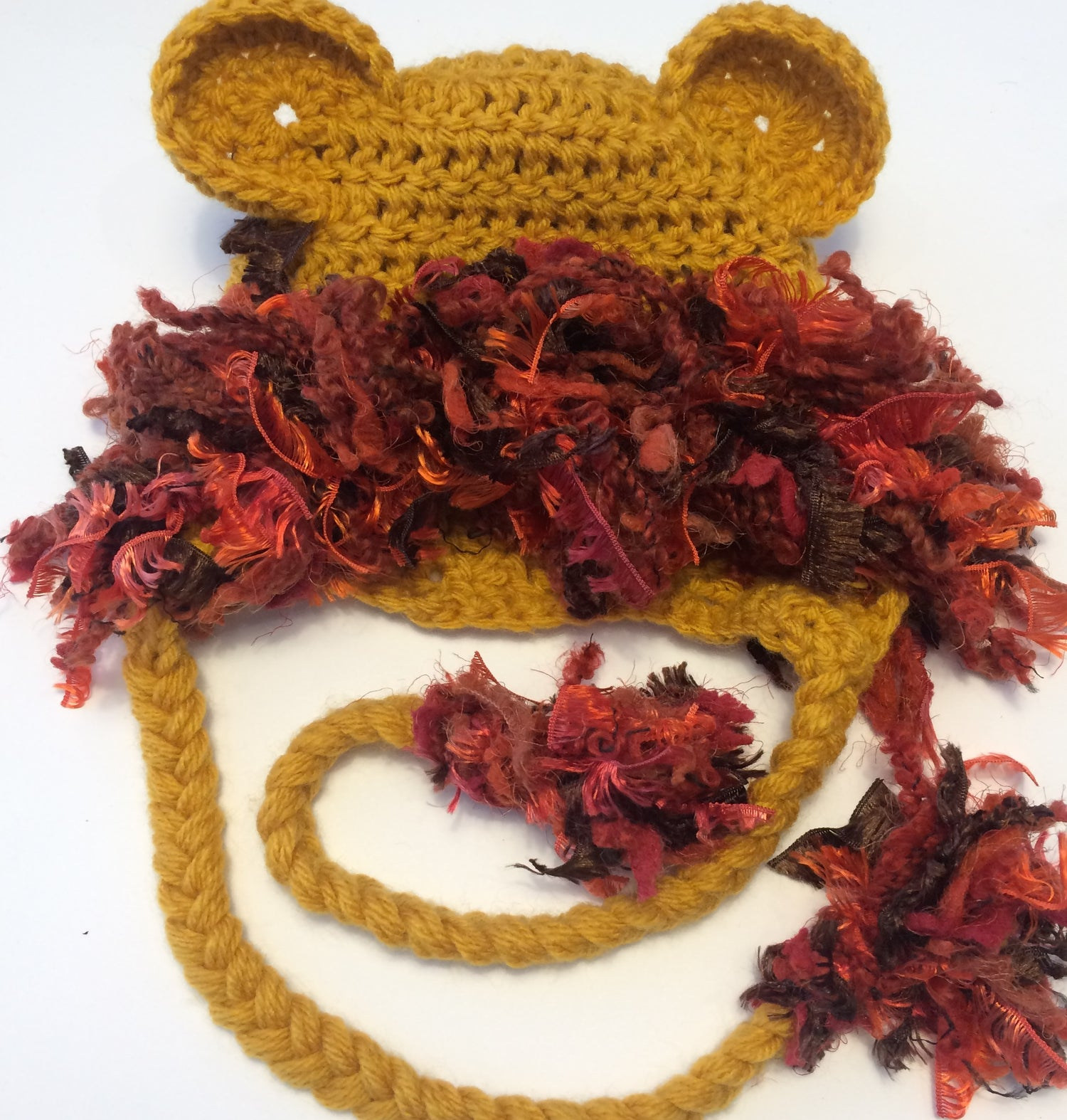 Image of Mr Lion Hat