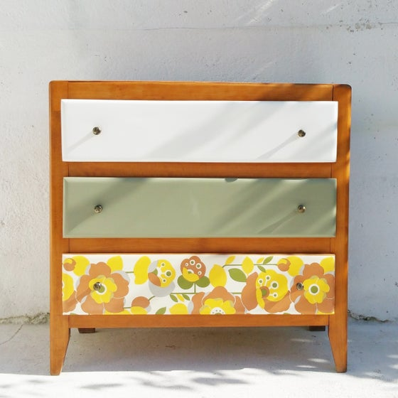 Image of Commode chambre enfant-Vintage
