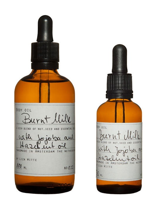 Image of Burnt Milk Body Oil