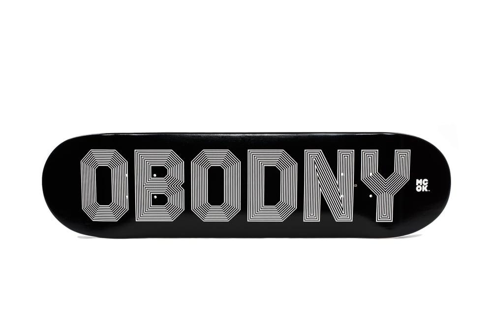 Image of OBODNY Bed-Stuy Edition BLACK