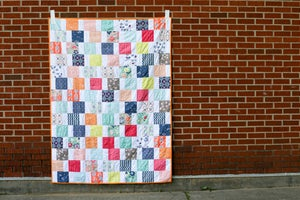 Image of Offset Quilt PDF Pattern