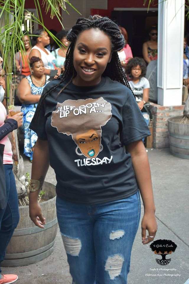 "Image of ""Puff Goin Up... on a Tuesday"" T-Shirt"